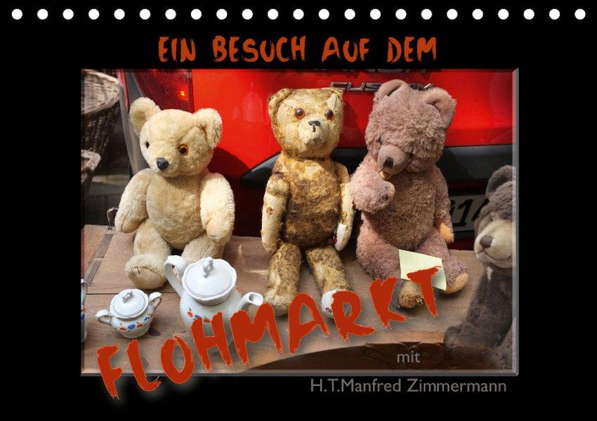Ein Besuch auf dem Flohmarkt (Tischkalender 201...