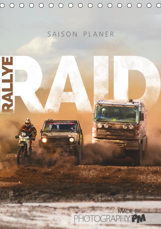RALLYE RAID - Saison Planer (Tischkalender 2019...