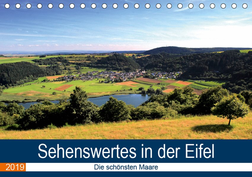 Sehenswertes in der Eifel - Die schönsten Maare...