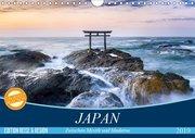 Japan - Zwischen Mystik und Moderne (Wandkalender 2019 DIN A4 quer)