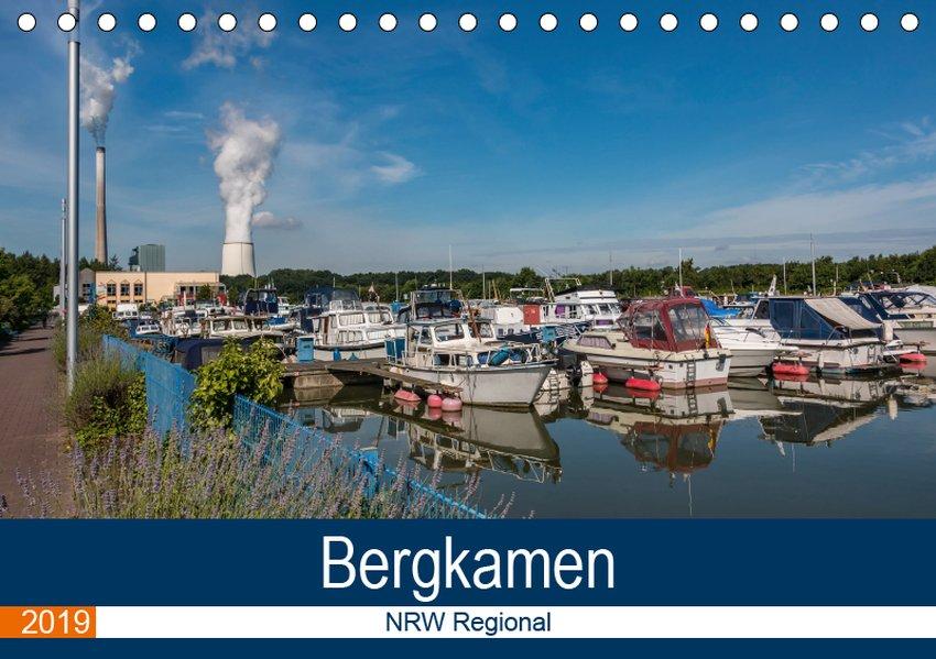 Bergkamen NRW Regional (Tischkalender 2019 DIN ...