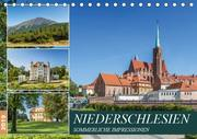 NIEDERSCHLESIEN Sommerliche Impressionen (Tischkalender 2019 DIN A5 quer)