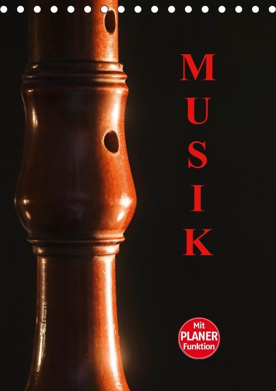Musik (Tischkalender 2019 DIN A5 hoch)