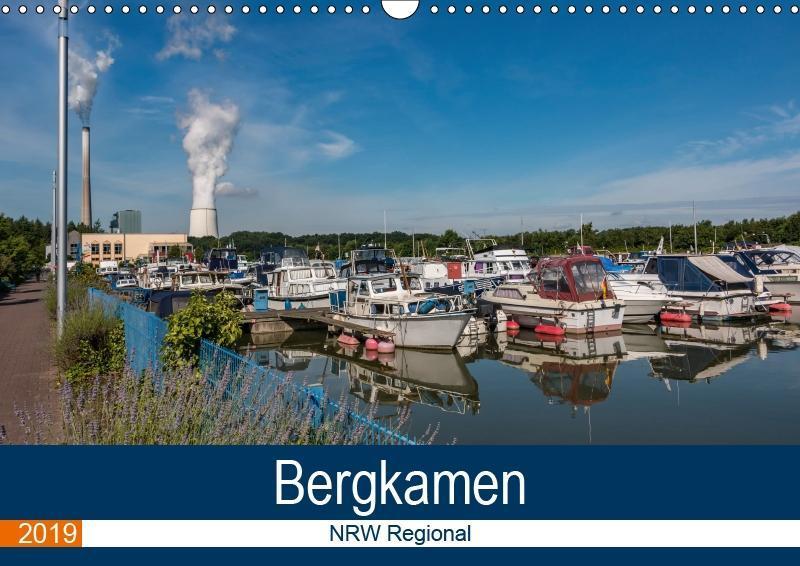 Bergkamen NRW Regional (Wandkalender 2019 DIN A...