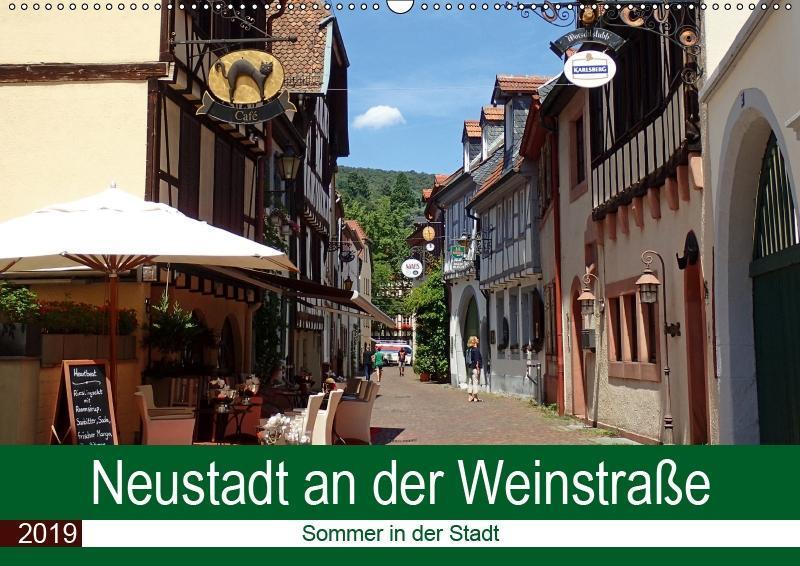 Neustadt an der Weinstraße - Sommer in der Stad...