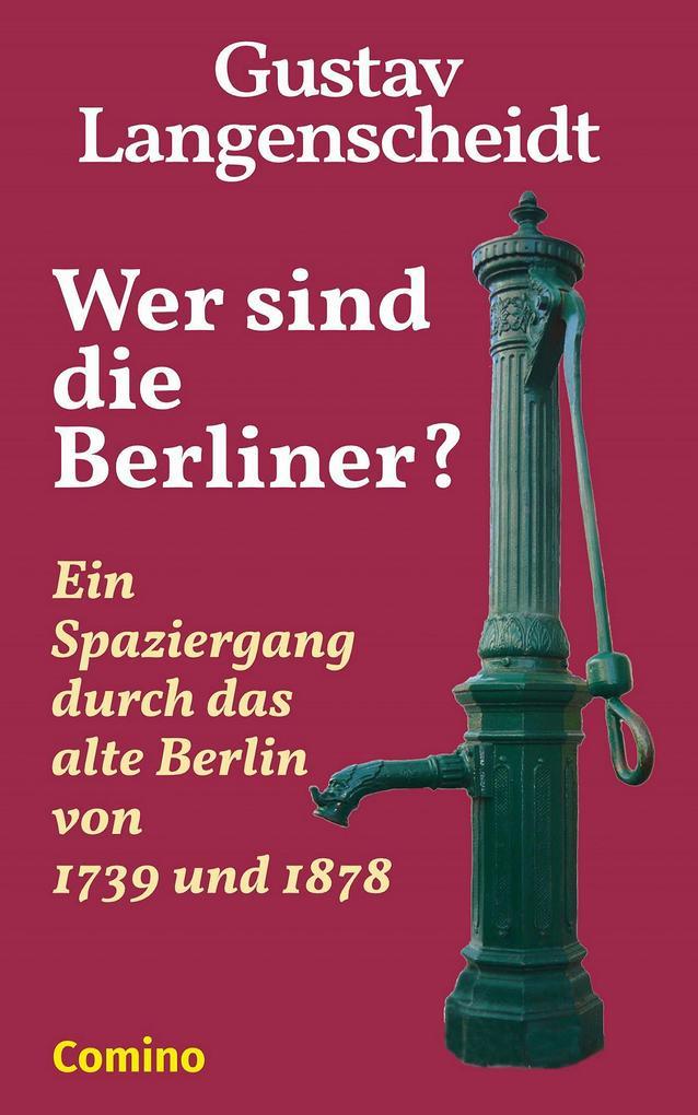 Wer sind die Berliner? als eBook