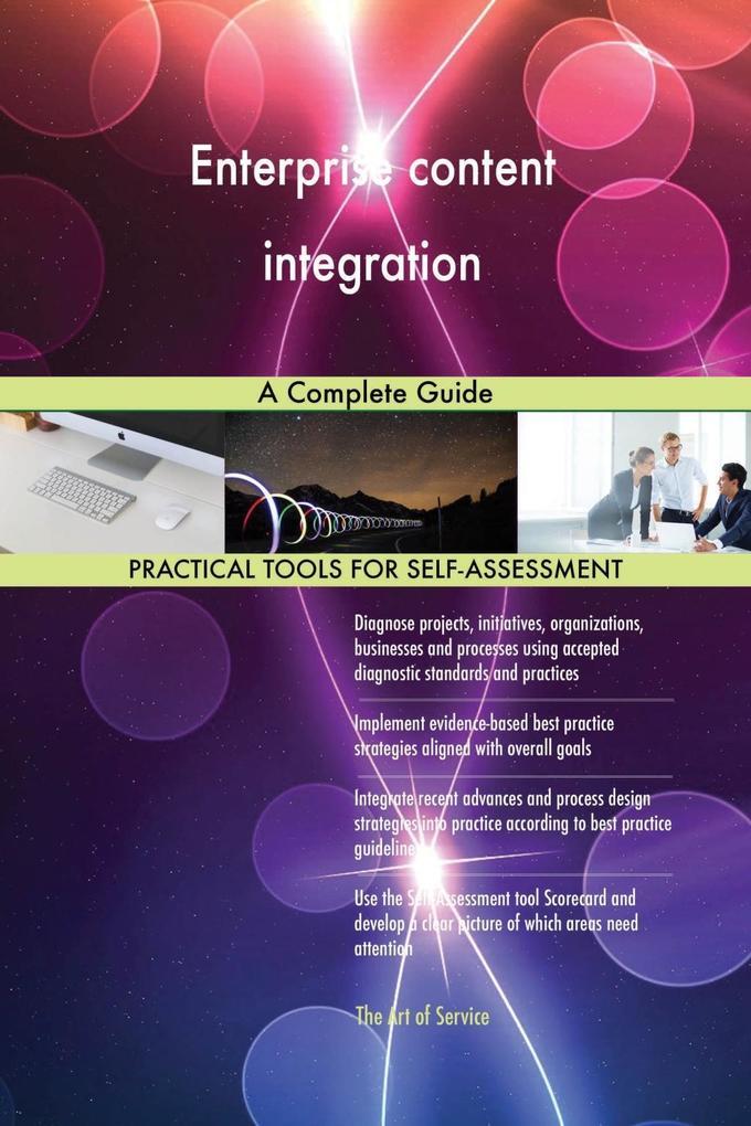 Enterprise content integration A Complete Guide...