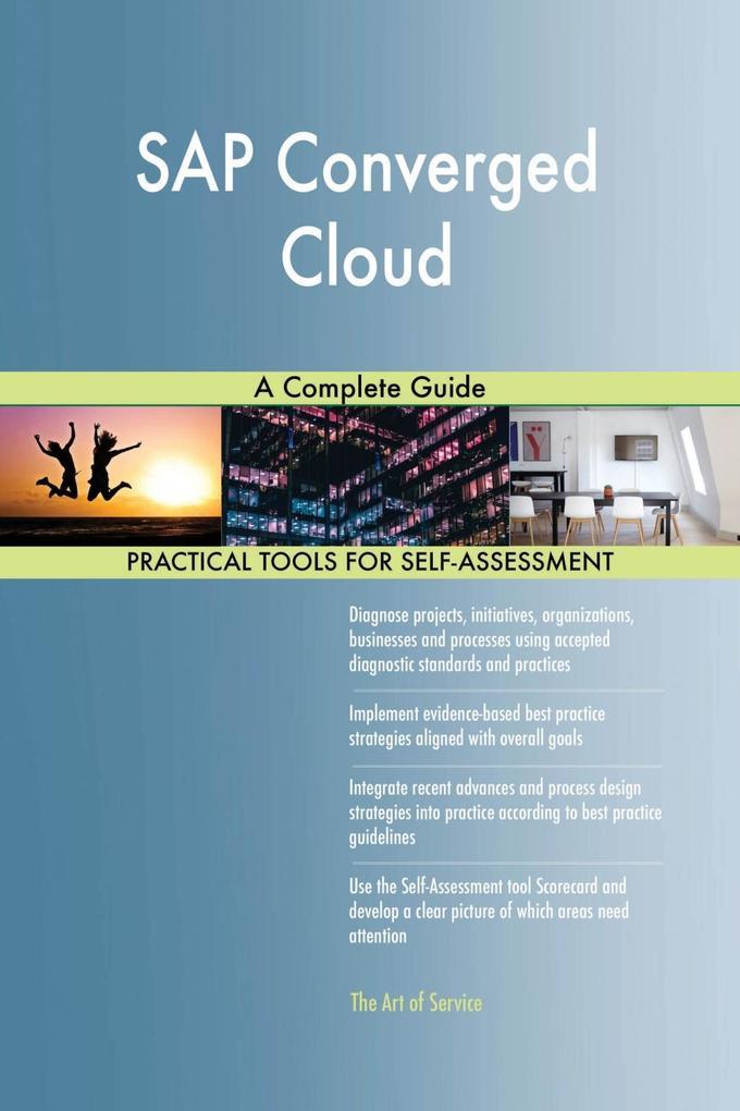 SAP Converged Cloud A Complete Guide als eBook ...