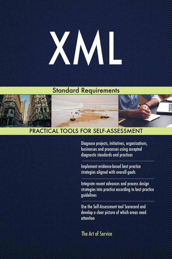 XML Standard Requirements als eBook Download vo...