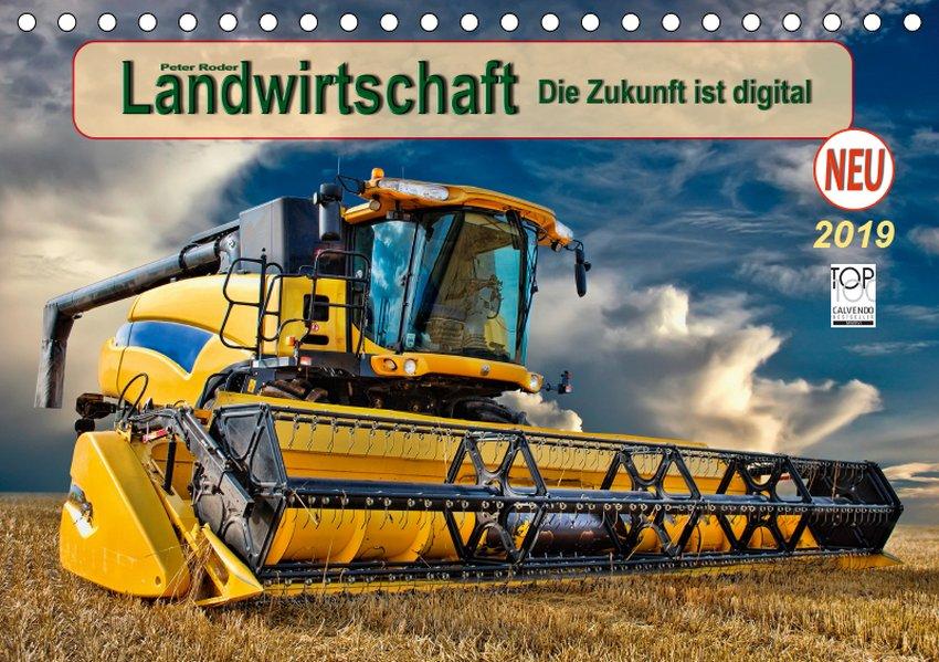 Landwirtschaft - die Zukunft ist digital (Tisch...