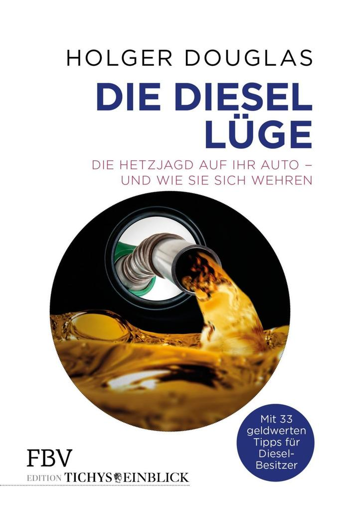 Die Diesel-Lüge als Buch