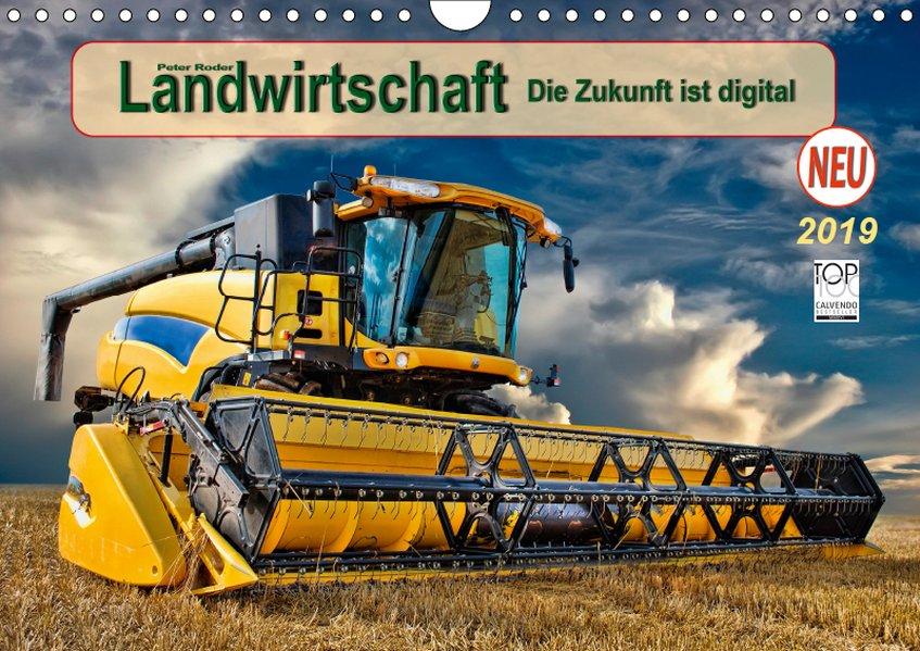 Landwirtschaft - die Zukunft ist digital (Wandk...
