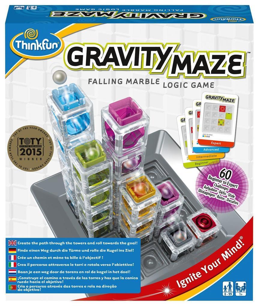 Gravity Maze(TM) als Spielwaren