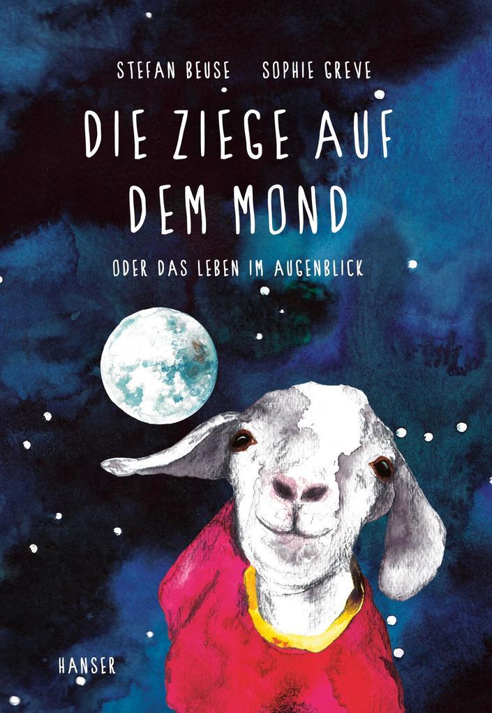 Die Ziege auf dem Mond als Buch