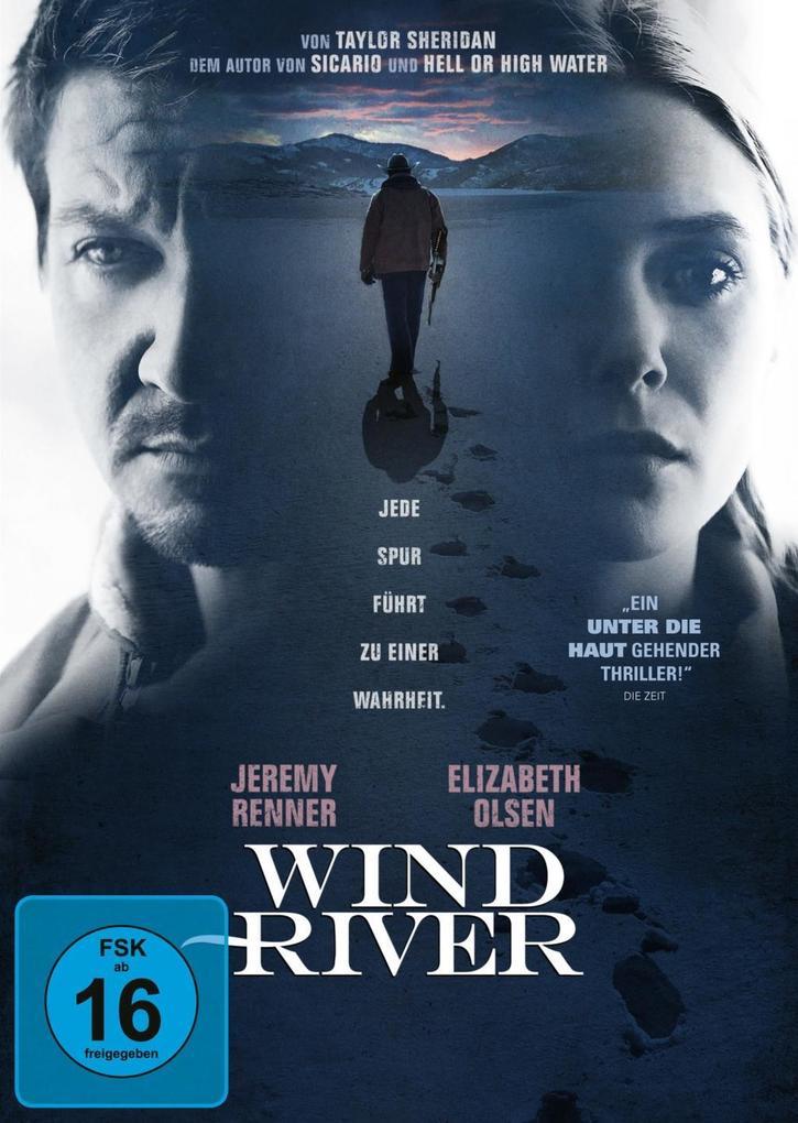 Wind River als DVD