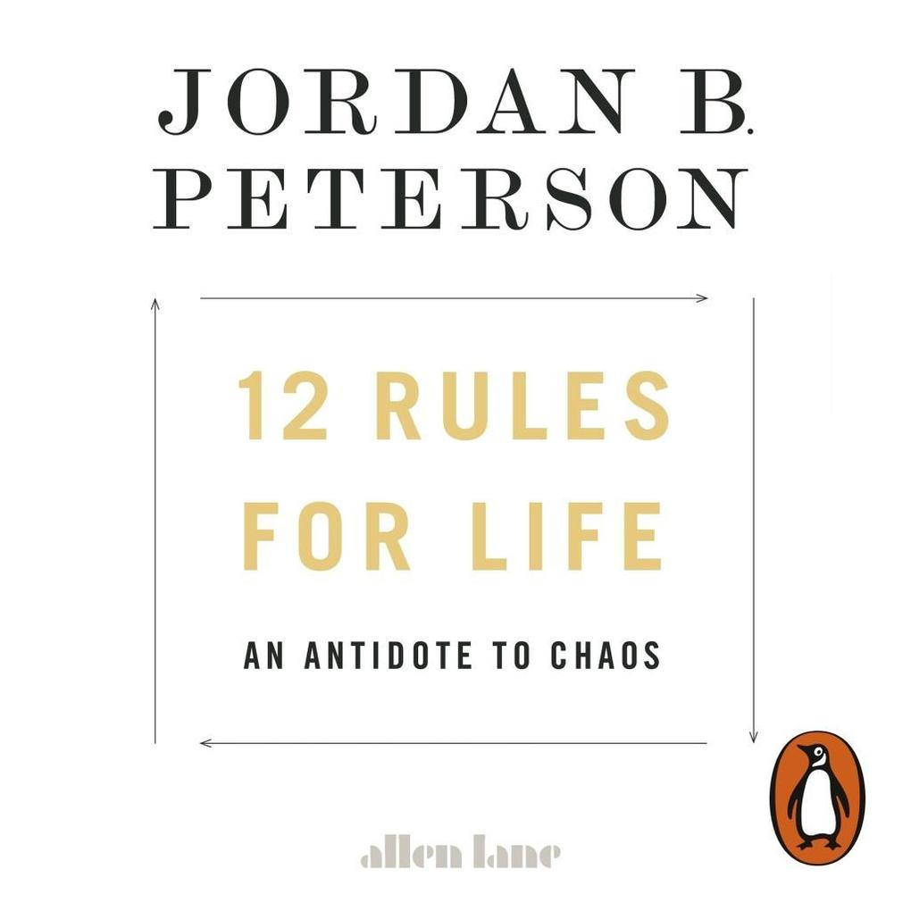 12 Rules for Life als Hörbuch