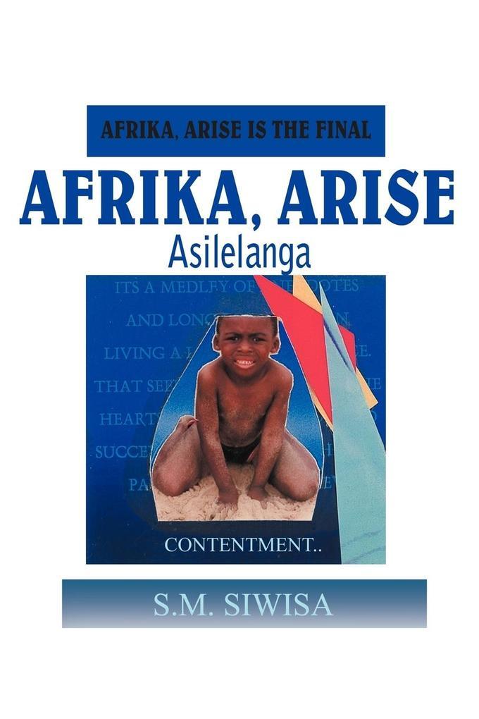 AFRIKA, ARISE als Taschenbuch