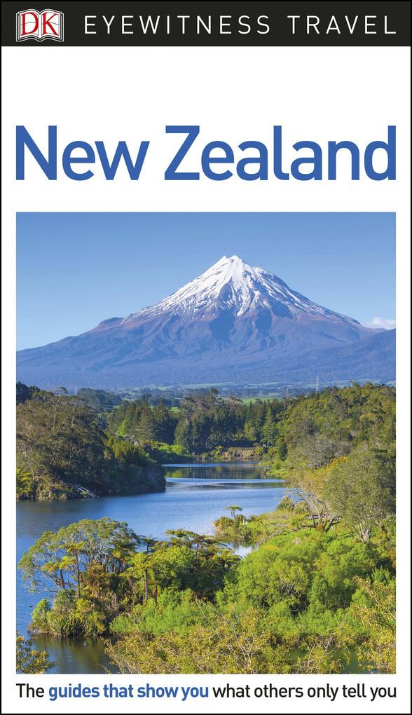 DK Eyewitness Travel Guide New Zealand als eBoo...