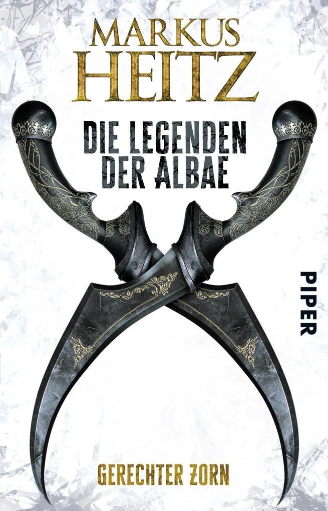 Die Legenden der Albae 01. Gerechter Zorn als Taschenbuch