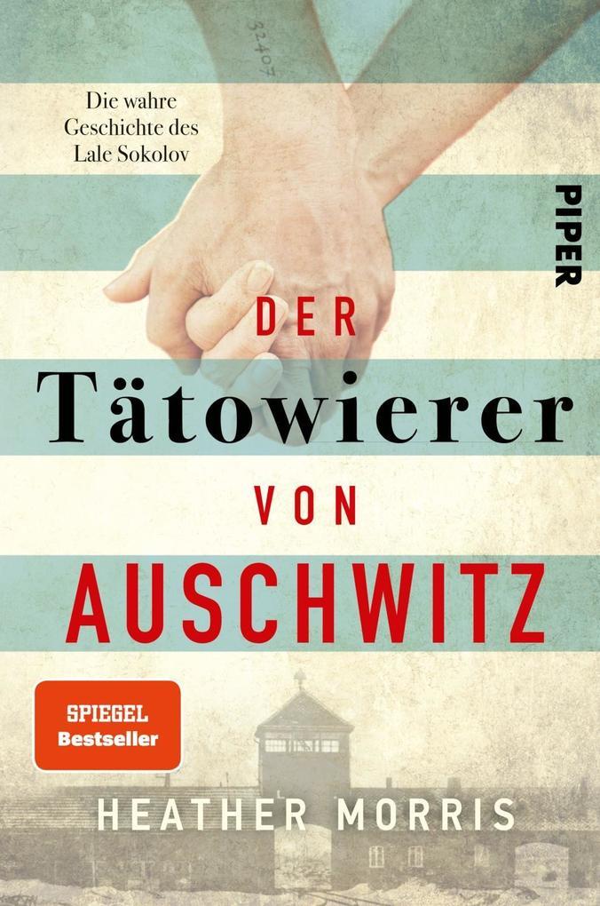 Der Tätowierer von Auschwitz als Buch