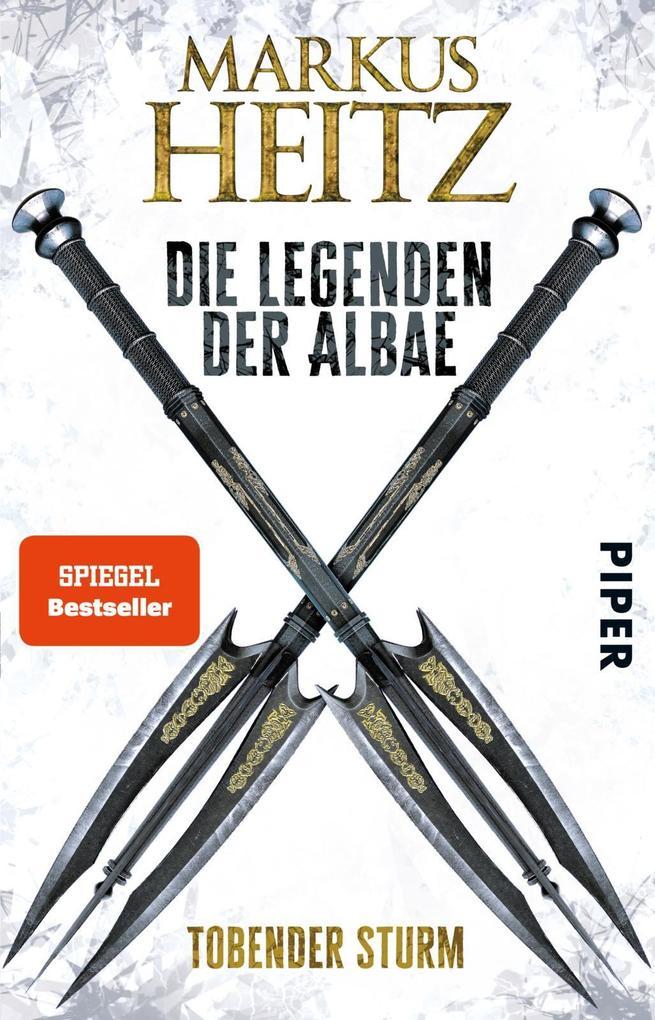 Die Legenden der Albae 04. Tobender Sturm als Taschenbuch
