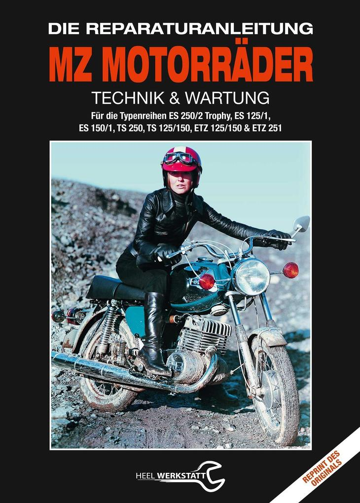 MZ Motorräder Technik & Wartung als Buch von