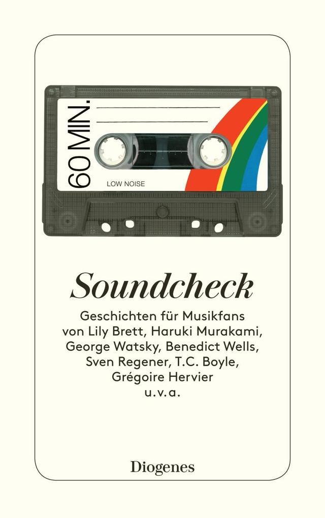 Soundcheck als Taschenbuch