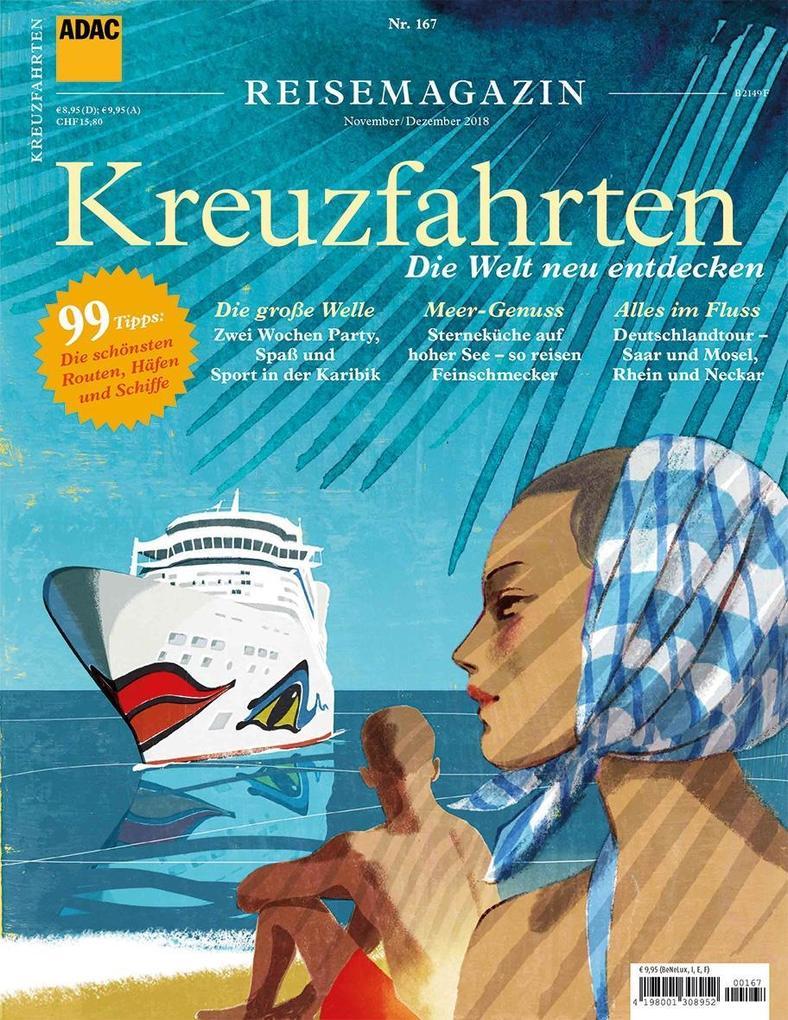ADAC Reisemagazin Kreuzfahrten als Buch von