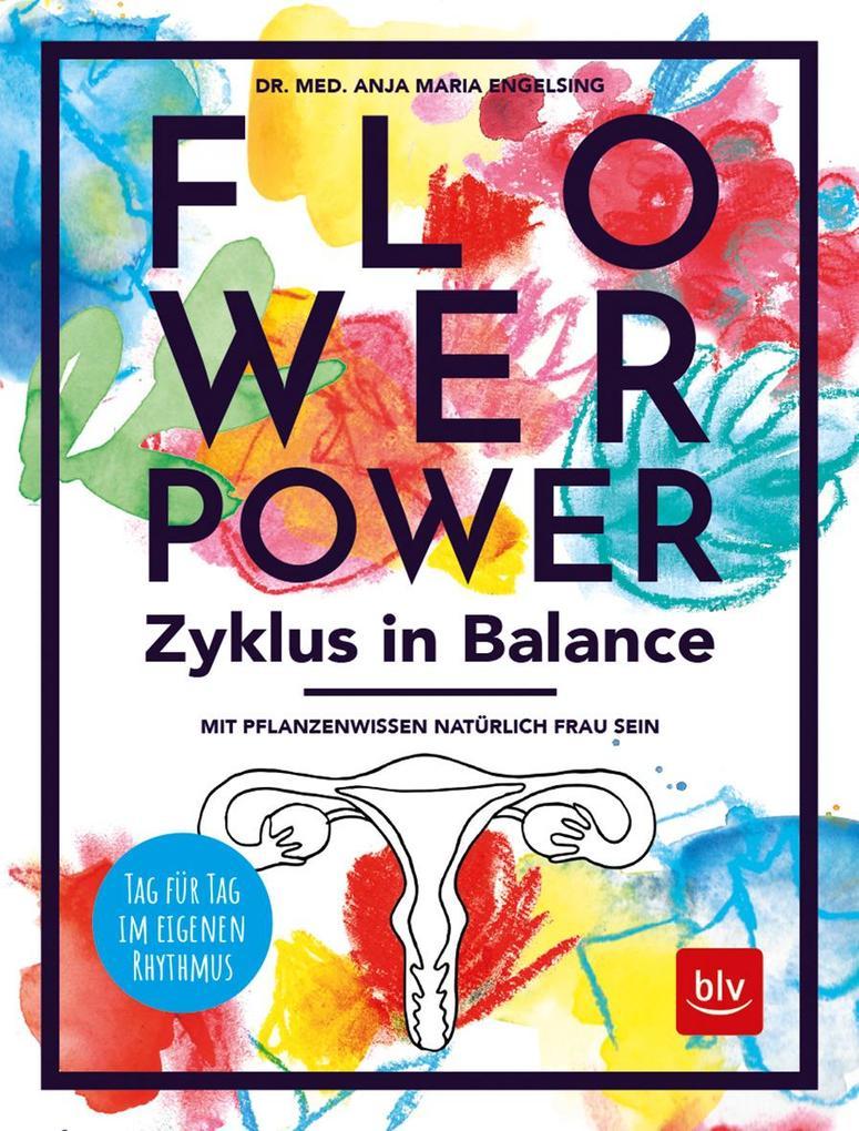 Flowerpower Zyklus in Balance als Buch