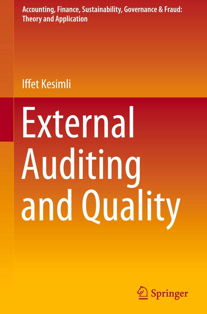 External Auditing and Quality als Buch von Iffe...