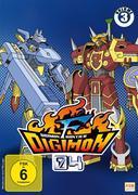 Digimon Frontier - Volume 3: Episode 35-50