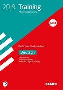 Training Abschlussprüfung Realschule Niedersachsen 2019 - Deutsch, mit MP3-CD