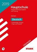 Lösungen zu Original-Prüfungen und Training Hauptschule Hessen 2019 - Deutsch