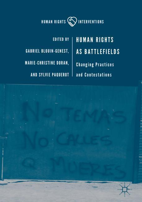 Human Rights as Battlefields als Buch von