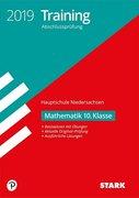 Training Abschlussprüfung Hauptschule Niedersachsen 2019 - Mathematik 10. Klasse