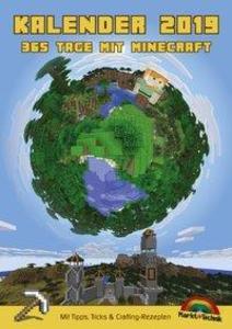 Kalender 2019 - 365 Tage mit Minecraft inklusiv...