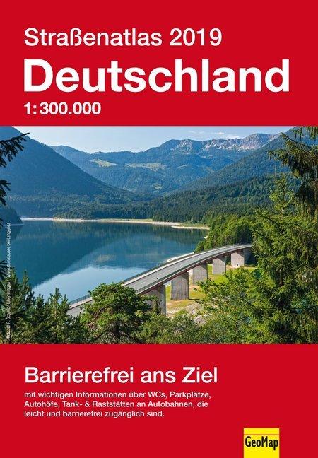 Autoatlas Deutschland 2019 als Buch von
