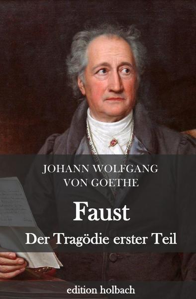 Faust. Der Tragödie erster Teil als Buch (kartoniert)