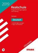 Lösungen zu Original-Prüfungen und Training Realschule Hessen 2019 - Deutsch