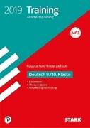 Training Abschlussprüfung Hauptschule Niedersachsen 2019 - Deutsch 9./10. Klasse