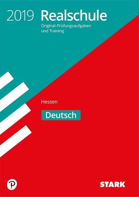 Abschlussprüfung Realschule Hessen 2019 - Deutsch als Buch