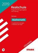 Lösungen zu Original-Prüfungen und Training Realschule Hessen 2019 - Mathematik