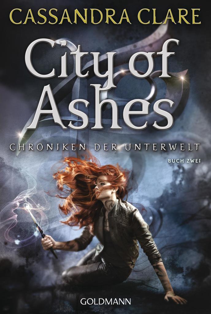 City of Ashes als Taschenbuch