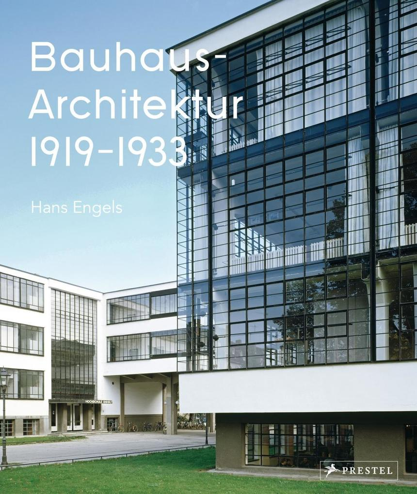 Bauhaus-Architektur als Buch