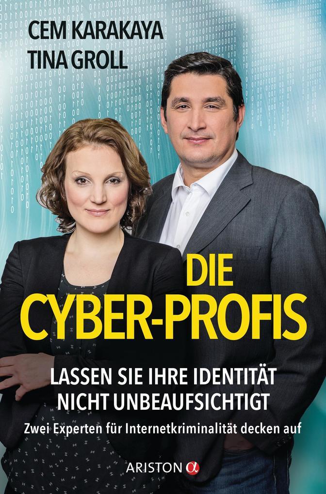 Die Cyber-Profis als Buch