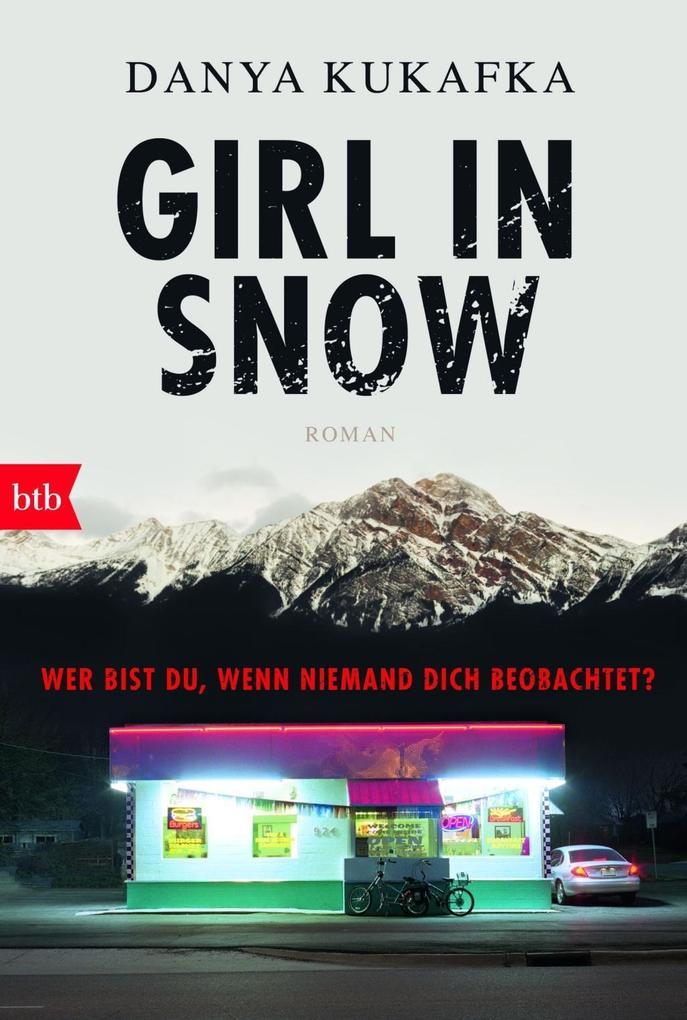 GIRL IN SNOW als Taschenbuch