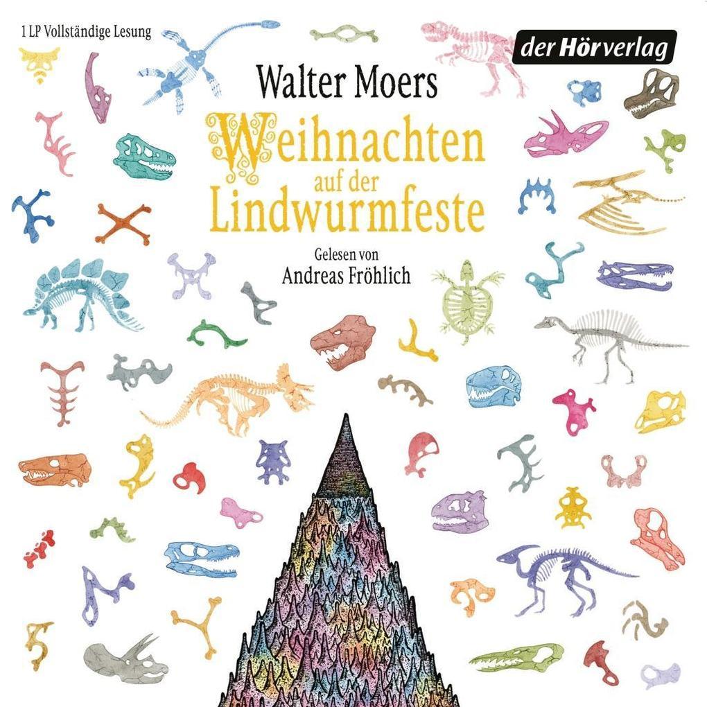 Hörbuch Weihnachten.Weihnachten Auf Der Lindwurmfeste Hörbuch Walter Moers