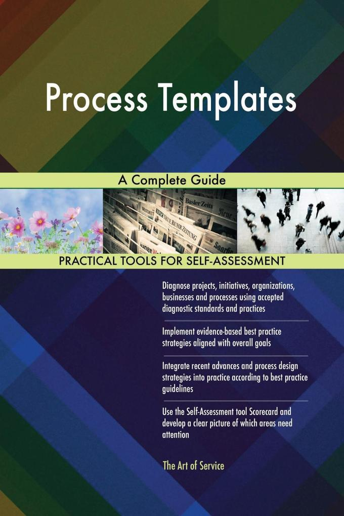 Process Templates A Complete Guide als eBook Do...