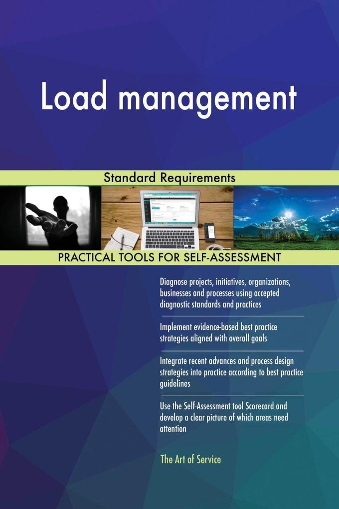 Load management Standard Requirements als eBook...