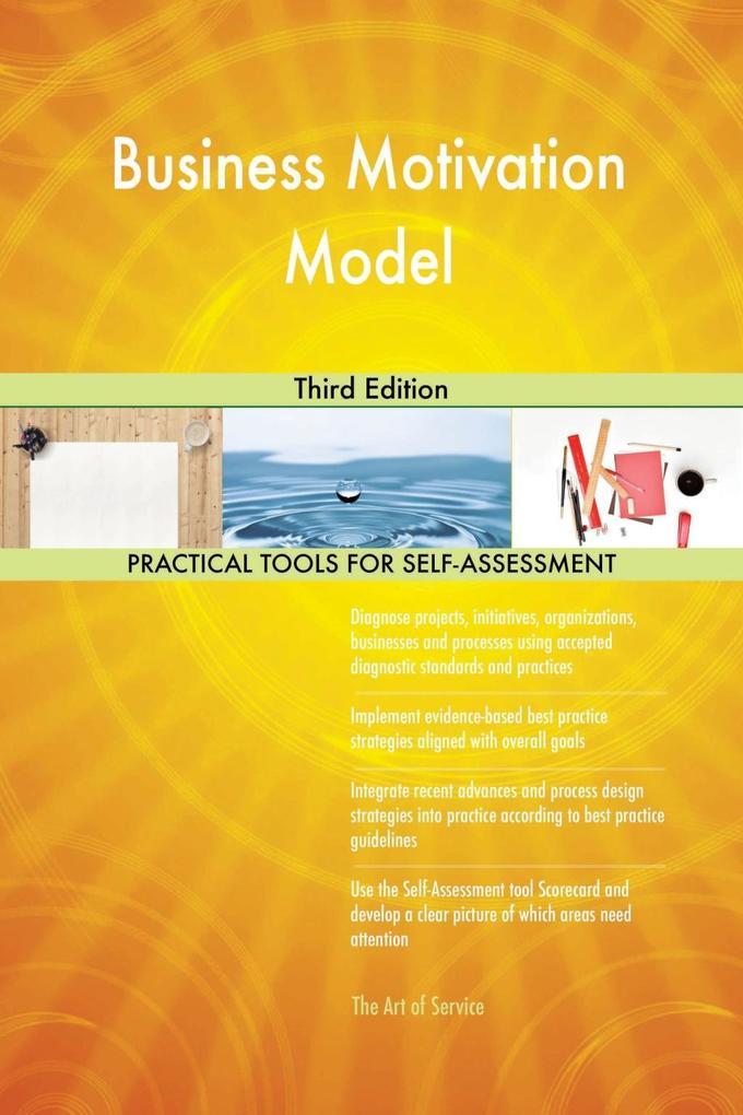 Business Motivation Model Third Edition als eBo...